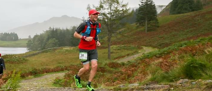 Kevin Brennan masters the trails at Ambleside 60K Ultramarathon